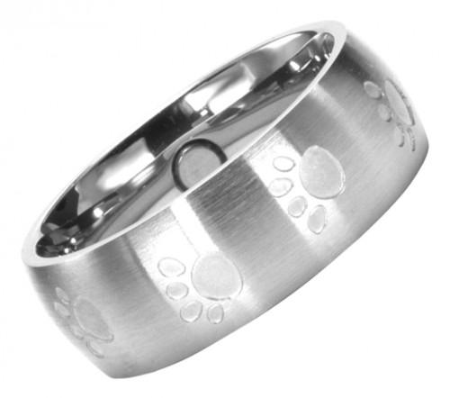 155 Magnet Ring Pfote Größe: 19 ca. 19 mm (ca.60)