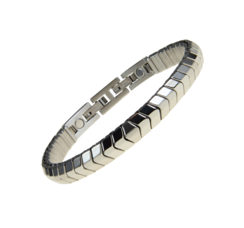 438 Magnet Flex-Armband statt EUR24,-/CHF33,- Größe: ca. 17,5-19 cm (M-L)