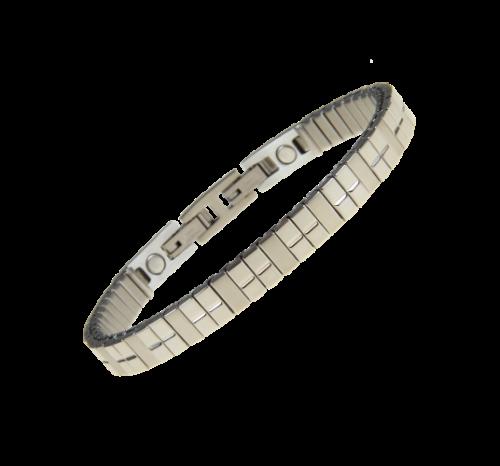 1166 Magnet Flex-Armband Größe: ca. 17,3-18,8 cm (M-L)