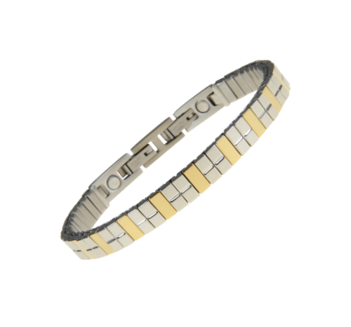 1167 Magnet Flex-Armband Größe: ca. 17,3-18,8 cm (M-L)
