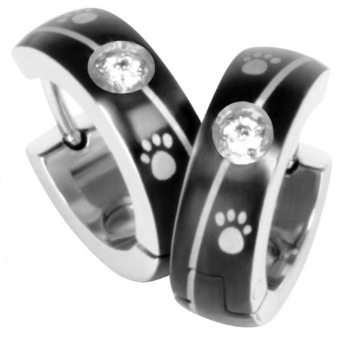 2093 Magnet Ohrring mit Zirkonia EAN: 4250599103385