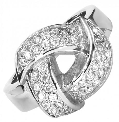 2117 Magnet Ring CZ statt EUR49,-/CHF65,- Größe: 19 ca. 19 mm (ca.60)