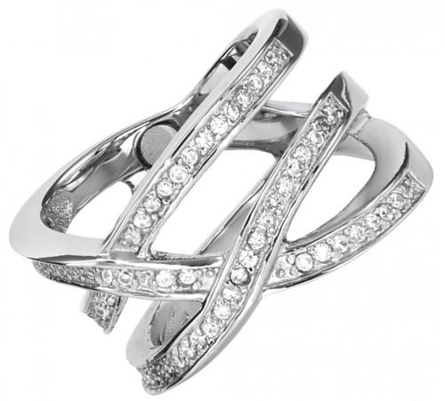 2119 Magnet Ring CZ statt EUR49,-/CHF65,- Größe: 19 ca. 19 mm (ca.60)