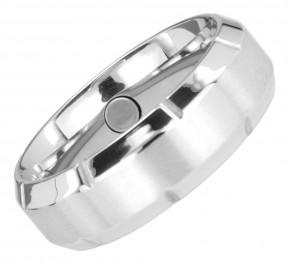 1387 Magnet Ring statt EUR29,-/CHF39,- Größe: 17 ca. 17 mm (ca.54)